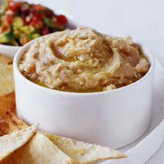 White Bean Dip - Clinton Kelly Recipe | Key Ingredient