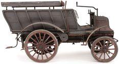 1897 DAIMLER 6-HP TWIN-CYLINDER SIX-SEAT BRAKE
