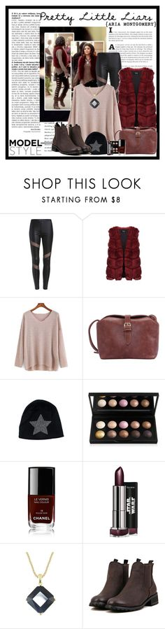"""TV Style: Pretty Little Liars"" by cindy88 ❤ liked on Polyvore featuring Chanel and pll"