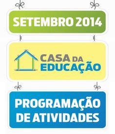 Blog do Inayá: Programação da Casa da Educação já está disponível no site do Inayá