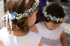 Couronnes de fleurs enfants - Productions de la Fabrik