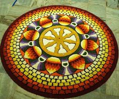 #Pookalam Carpet Designs for #Onam 2015 | simple and Easy