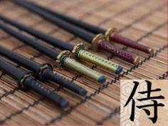 Samurai Chop Sticks