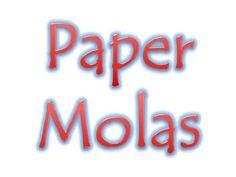 Paper Molas.>