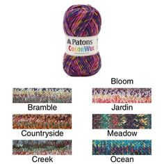 Shop for ColorWul Yarn. Free Shipping on orders over $45 at Overstock.com - Your Online Sewing