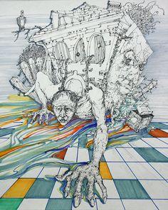 6C AP Central - Exams: 2014 Studio Art Drawing Portfolio Student Samples