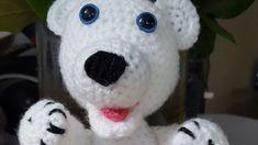 Eisbär Teil 1 Creative, Snowman, Disney Characters, Youtube, Cuddling, Breien, Snowmen, Youtube Movies