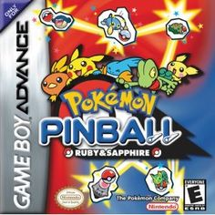 Pokemon Pinball Ruby and Sapphire   Gameboy Advance     From $4.22