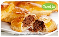 Empanaditas de boloñesa