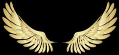 Facebook Featured Photos, Gold Wallpaper Phone, Wings Png, Banner Clip Art, Tribal Lion, Foto Gif, Golden Wings, Dslr Background Images, Crown Logo