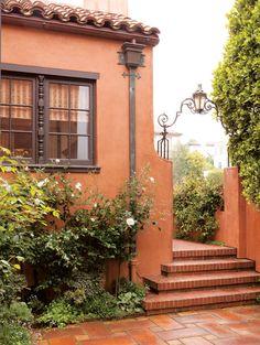 In San Francisco Chic New Villa Style Spanish Decorspanish Homesspanish Revivalspanish Colonialexterior House Colorterior