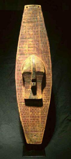 Songye Shield - Panel mask
