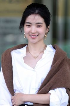 Tennis Fashion, Grey Fashion, Daily Fashion, Spring Fashion, Autumn Fashion, Fashion Outfits, Womens Fashion, Korean Beauty, Asian Beauty
