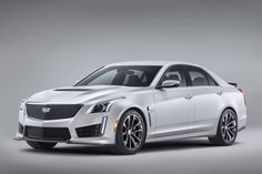 2016 Cadillac CTS-V – Cadillac's Most Powerful Car, Ever