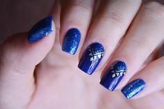 Bopp - nails art: Angel eyes