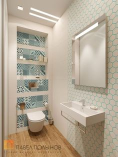 "Fotobad des Projekts ""Badezimmer"" Tiny House Movement // Tiny Living // Tiny House on Wheels // Tiny House Bathroom // Tiny Home Bathroom // Tiny Home // Architecture // Home Decor"