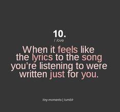like Taylor Swift songs, lol