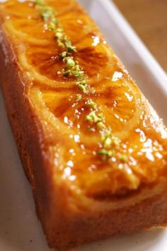 Orange cake revised edition - Pastry World Wine Recipes, Baking Recipes, Japan Dessert, Japanese Cake, Teen Cakes, Homemade Sweets, Specialty Foods, Baking And Pastry, Cafe Food