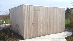 modern tuinhuis is grenenhout - Google zoeken