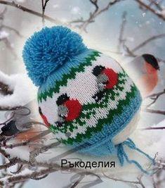 9 - Knitting patterns, knitting designs, knitting for beginners. Baby Hats Knitting, Knitting Charts, Knitting For Kids, Baby Knitting Patterns, Knitting Designs, Knitting Projects, Knitted Hats, Knitting Sweaters, Knit Or Crochet