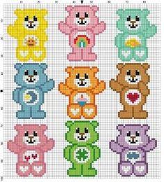 31 ideas knitting charts patterns stitches perler beads for 2019 Hama Beads Patterns, Beading Patterns, Crochet Patterns, Knitting Patterns, Afghan Patterns, Color Patterns, Cross Stitching, Cross Stitch Embroidery, Cross Stitch Patterns
