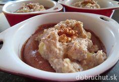 Fotorecept: Perníkový tofu puding s orechami