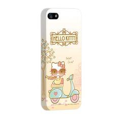 Capa de iPhone 5 Hello Kitty - Salut! Ça Va?