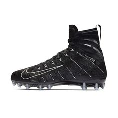 newest 2745d 5d1d2 Nike Vapor Untouchable 3 Elite Football Cleat Size 11 (Black)