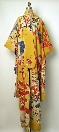 Reversible Silk Kimono Fabric Pocket Square Dotted Design
