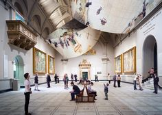 London Design Festival 2014 to include spinning scupltures and drones