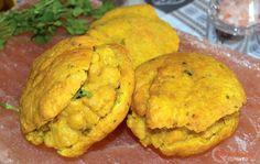 Doubles con chutney di mango