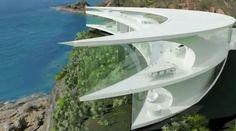REVISTA DIGITAL APUNTES DE ARQUITECTURA: Arquivideo 1 - La Arquitectura Organica