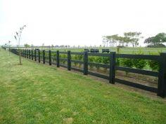 A good straight fence