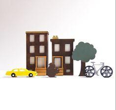 miniature urban