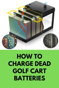 Often a golfer faces the problem of dead golf cart batteries. For not getting proper guideline the golfers do not get capable to solve the problem. During the winter season, golfers face these dead battery problems the most. We are going to share some ways to charge the dead golf cart batteries easily- Best Golf Cart, Best Battery Charger, Yamaha Golf Carts, Golf Cart Batteries, Lead Acid Battery, Golfers, Winter Season, Faces, Winter Time