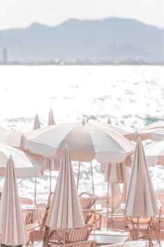 Beach Aesthetic, Summer Aesthetic, Pink Aesthetic, Pastel, Thing 1, Beach Umbrella, Modern Art Prints, Best Memories, Picture Wall