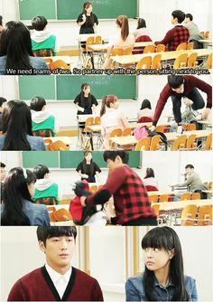 LOL. Unemployed Romance #korean #drama