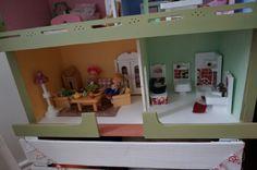 dolls house - ground floor