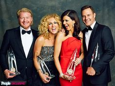 The 4 people that deserve it the most. Little Big Town