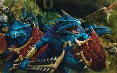 Image result for warhammer lizardmen
