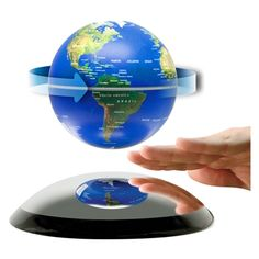 Buy the LeviGlobe 4-in Levitating and Revolving by Waypoint Geographic and shop our wide selection of educational products for Home, Office and Classroom.