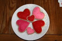 Chasing Cheerios: Sweets for my Sweets - Felt Valentines Cookies
