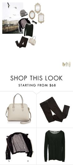 """""""[ 102716 // 1108 ]"""" by neondaydreams ❤ liked on Polyvore featuring V AVE SHOE REPAIR, Kate Spade, IRO and MÃ¥nestrÃ¥le"""