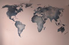 Harta lumii, ca formă plastica Ceilings, Floors, Walls, Abstract, Artwork, Shapes, Ceiling, Home Tiles, Summary