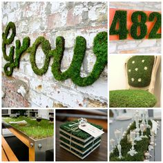 Image result for company logos on artificial grass walls