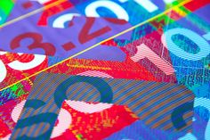 counterform - typo/graphic posters