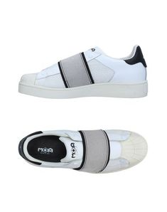 MOA MASTER OF ARTS Men's Low-tops & sneakers White 10.5 US