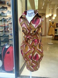 Lovely ankara dress in Rosebank