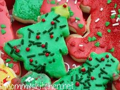 Sugar Cookie Cut Out's