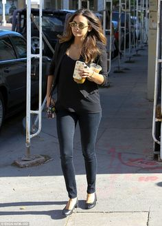 Back to reality: Nina Dobrev got back into the swing of everyday life after her lavish yac...